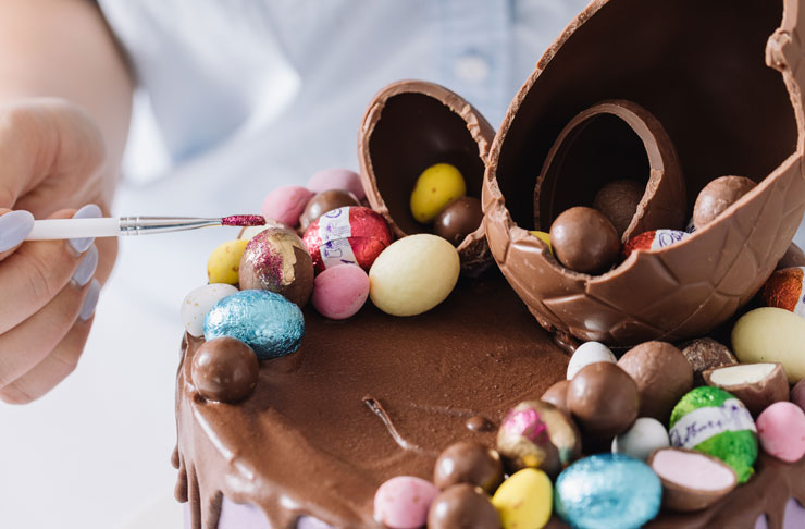 Easter Cakes Perth