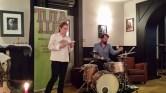 Claire Deutsch et Manu Linder