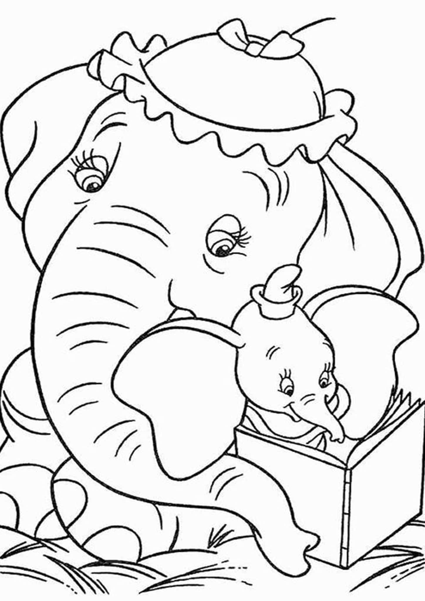 One Elephant Worksheet Printable Worksheets And Activities For Teachers Parents Tutors And Homeschool Families