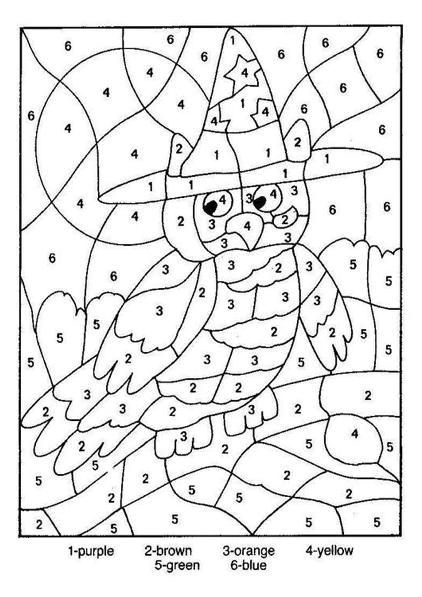 Magic Fish Worksheet