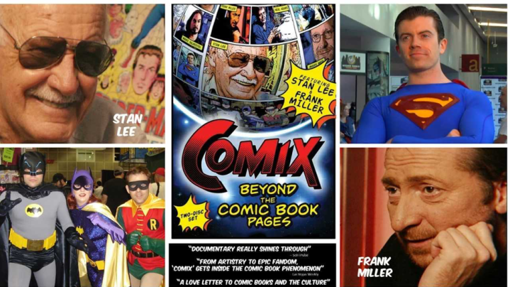Comix: An Interview with Documentary Filmmaker Michael Valentine