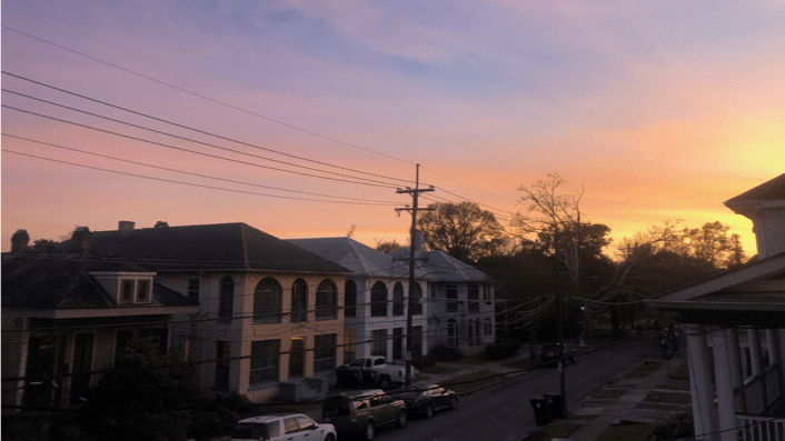 Choosing to Spend the Summer in New Orleans