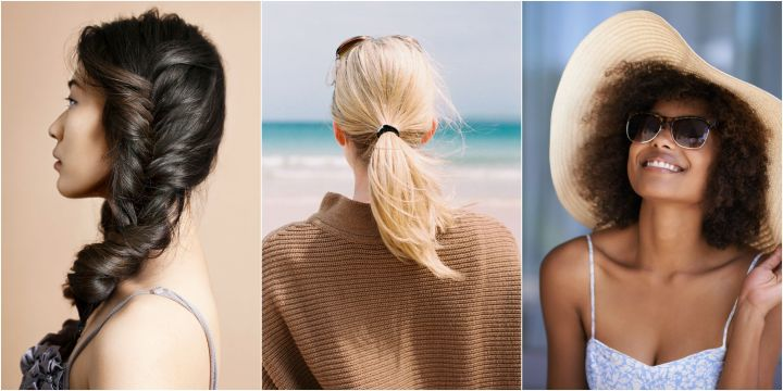 4 Girls Share Their Go-To Lazy Hairstyles