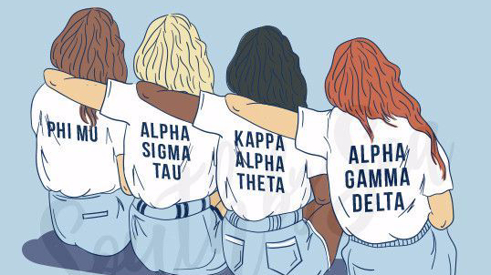 Tales of an Extroverted Introvert: My Experience with Sorority Recruitment