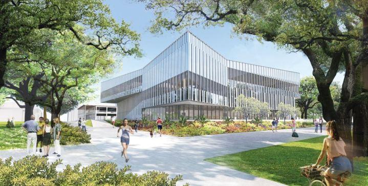 Changes Abound: New TU Campus This Year