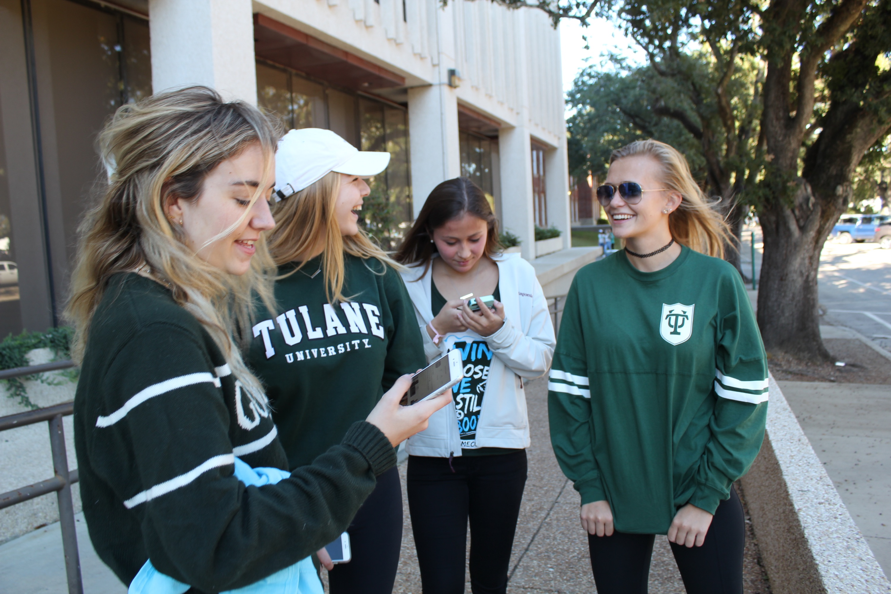 a73e7f30d7d8 DIY Game-Day Tees to Spice Up Your Tailgate Style - The Crescent: Tulane's  Lifestyle Magazine