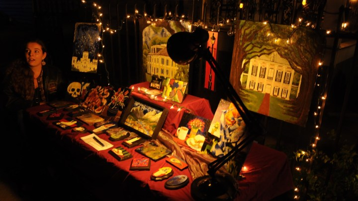 The Artists of Oak Street Art Market Show Us There is Much More to La Casita Than The Guac