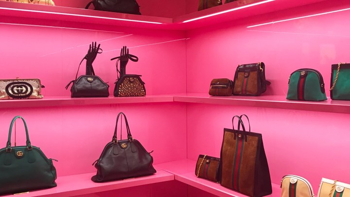Designer Shopping Insights: What's It All About?