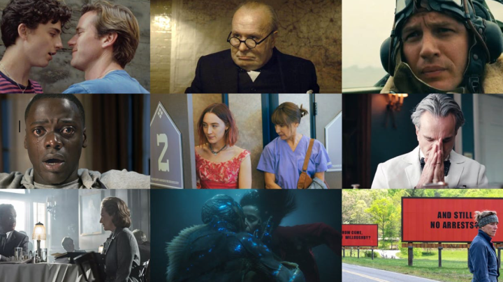 Best Picture Nominee Reviews