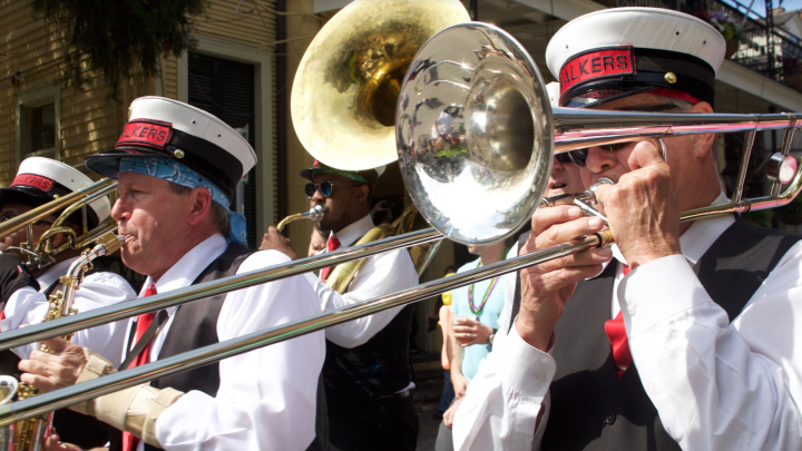 The Catch-22: New Orleans and Tourism