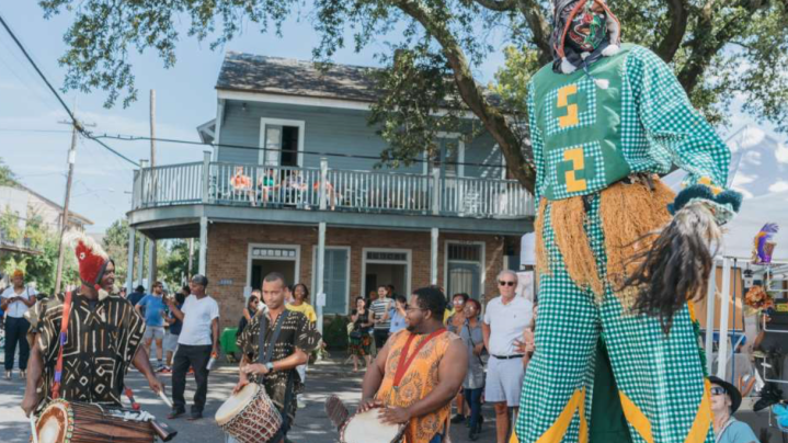 How To Celebrate Black History Month in New Orleans
