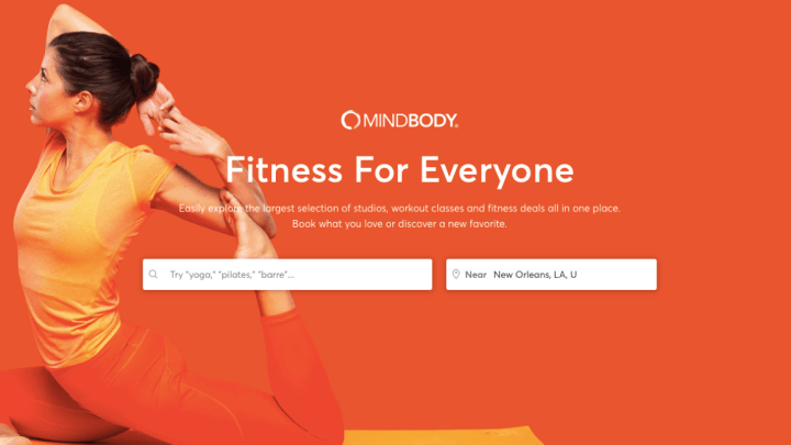 MindBody: The App For Wellness Enthusiasts