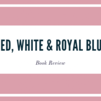 "The Crescent Book Club: ""Red, White, & Royal Blue"""
