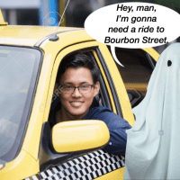 NOLA's Taxi Riding Ghosts