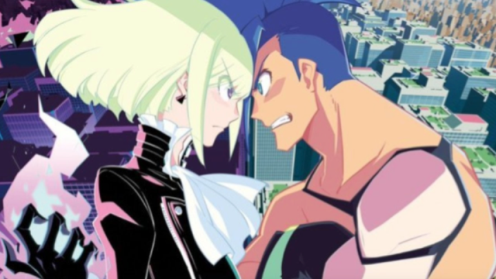 World's Coolest Firefighting: Studio Trigger's 'Promare'