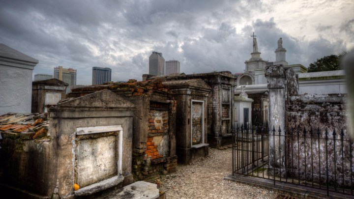 Five Haunted Spots to Explore in New Orleans