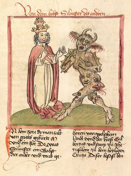 """Ars Toletana. La """"magia"""" en Tulaytulá y el Papa Silvestre II el Nigromante"""