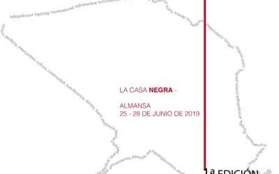 Visiones desde la Frontera (Almansa, 25-28 de junio de 2019)