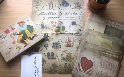 Huellas de tinta y papel. Cartas corrientes para una historia diferente.