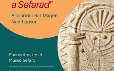 Encuentros virtuales en el Museo Sefardí de Toledo