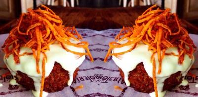 Carrot Cake en la abarroteria