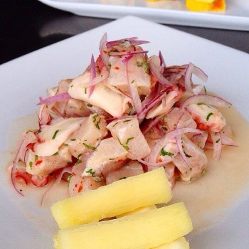 el mejor ceviche de medellin rafa el peruano