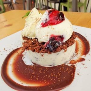 el mejor helado el de arte dolce en medellin