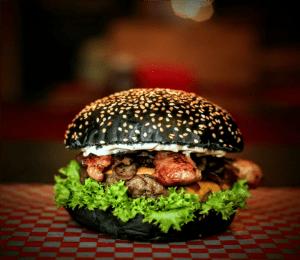 negro burgers