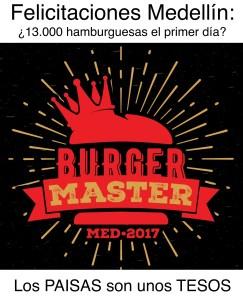 burger master 13.000