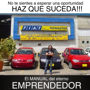 Manual del eterno emprendedor