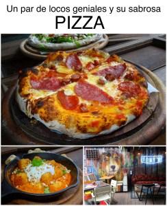 Tonys patio de pizzas