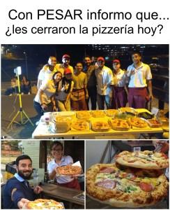 La pizza gourmet