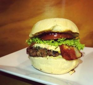 160 f burger house