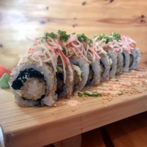 Kazoku sushi Nuevo