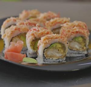 sushi beef