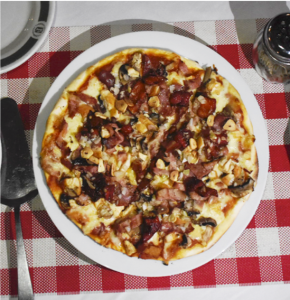 pizzeria del prado