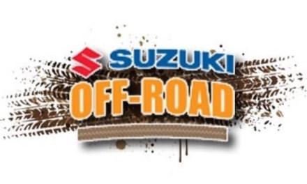 Vai começar o Suzuki Off Road