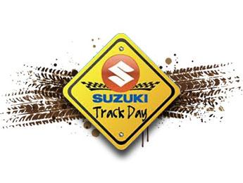 Vamos correr no asfalto? Suzuki Track Day