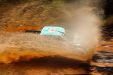 FD Rally Team está em terceiro, no acumulado, na Pró Brasil (Sanderson Pereira/Photo-S)