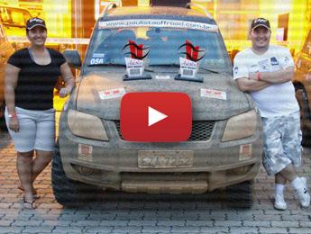 Vídeos da 4ª Etapa do Paulista Off Road