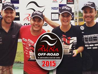 A grande final do Paulista Off Road 2015