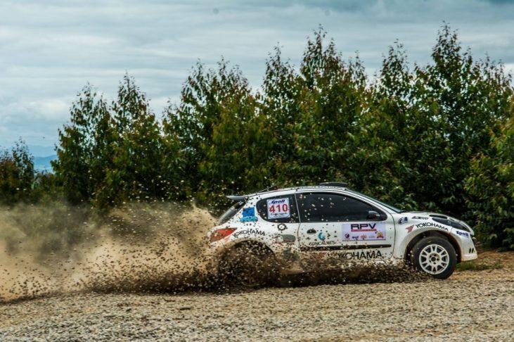 Dupla venceu a etapa final no domingo . Foto: Ney Evangelista/NGfotos