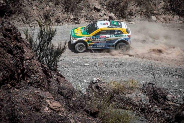 Foto: Equipe Mitsubishi Petrobras
