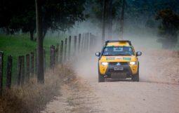 Percurso passou por diversas regiões Crédito: Marcio Machado / Mitsubishi