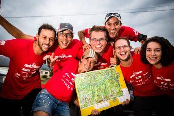 Equipe Tô na Rossa venceu na Extreme Crédito: Tom Papp / Mitsubishi