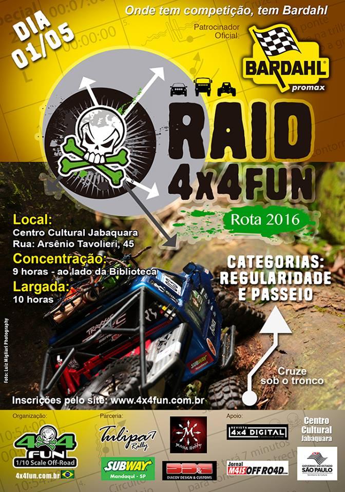 Raid4x4FUN2016
