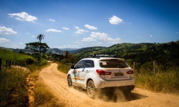Participantes percorrerão um trajeto de até 180 km Crédito: Adriano Carrapato/ Mitsubishi