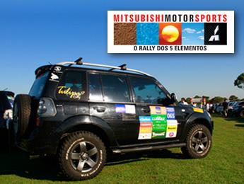 Com muito 4×4, terra e poeira, Mitsubishi Motorsports faz etapa emocionante em Goiânia (GO)