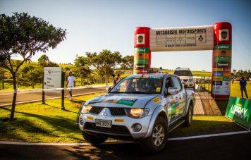 Percurso terá cerca de 200 km Crédito: Adriano Carrapato / Mitsubishi