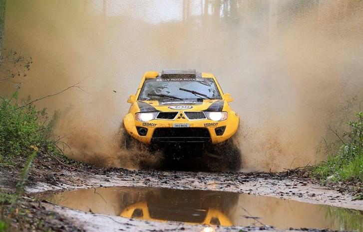 O rali conta pontos para o Campeonato Brasileiro de Rally Baja e Cross Country Créditos: Luciano Santos/SigCom